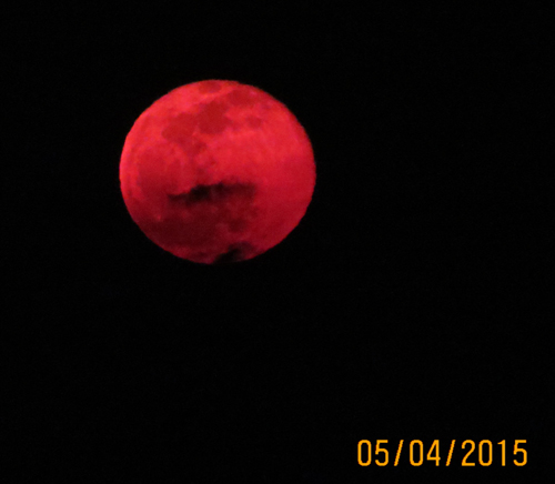 Red Moon of Didier
